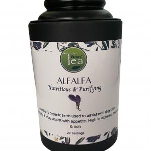 Alfalfa Canister Tea