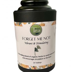 Forget Me Not Canister Tea