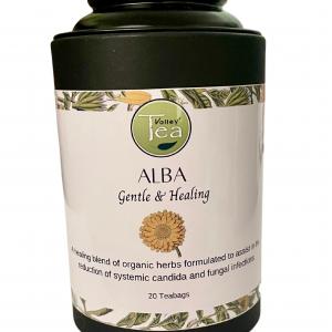 Alba Canister Tea