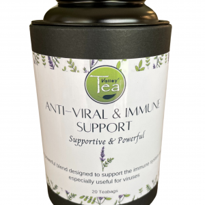 Anti viral support Canister Tea
