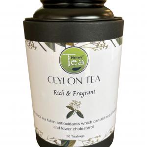 Ceylon Canister Tea