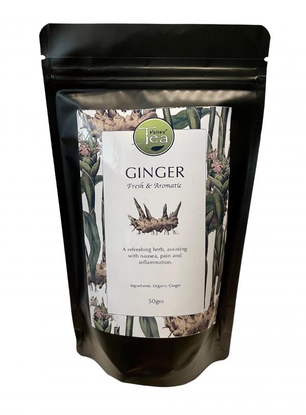 Ginger 50g Tea