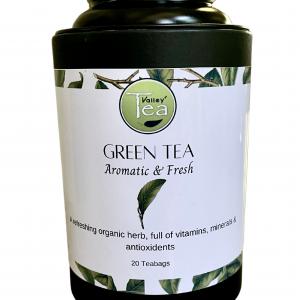 Green Tea Canister Tea