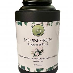 Jasmine Green Canister Tea