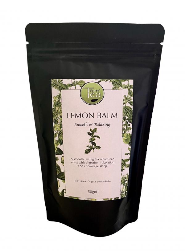 Lemon Balm 50g Tea