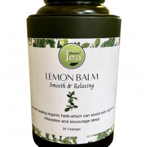 Lemon Balm Canister Tea