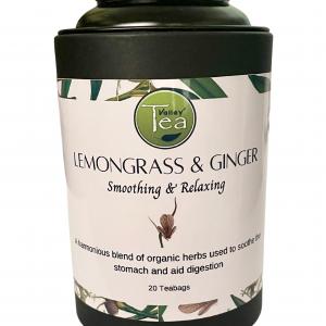 Lemongrass & Ginger 50g Tea