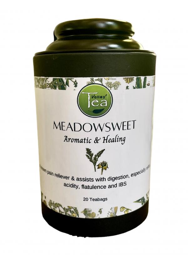 Meadowsweet Canister Tea