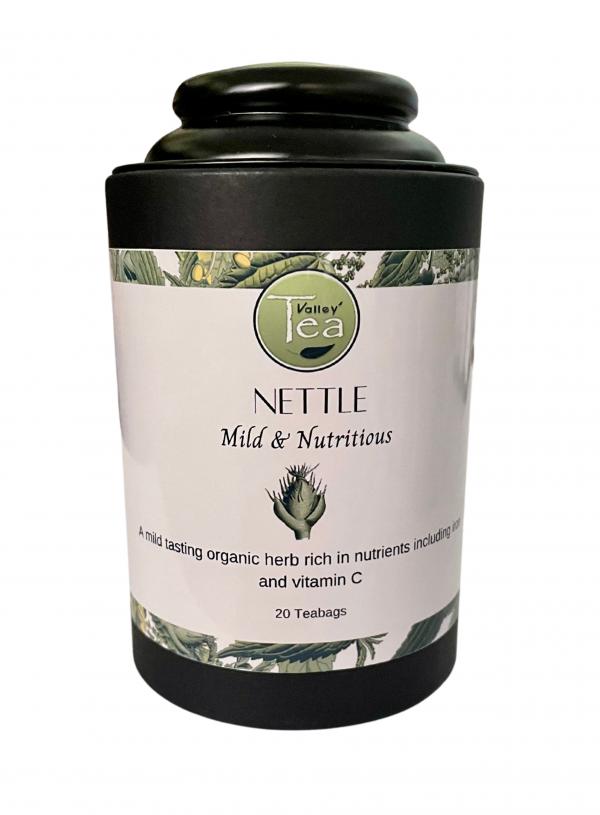 Nettle Canister Tea
