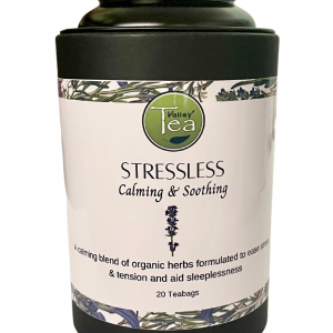 Stressless Canister Tea
