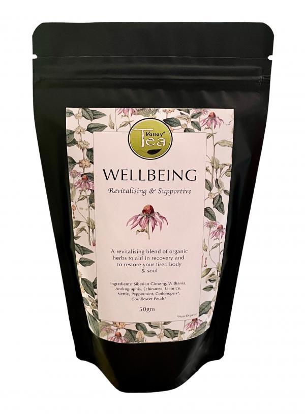 Wellbeing 50g Tea