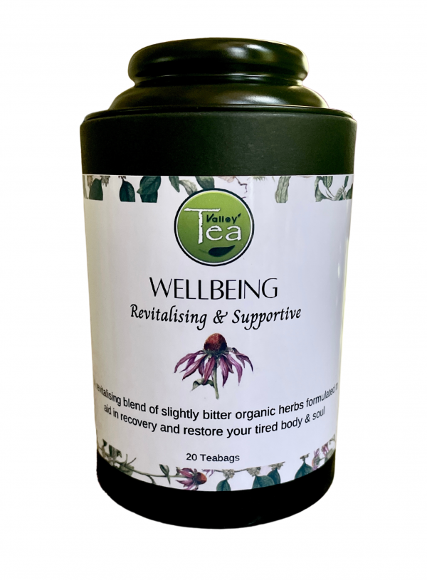 Wellbeing Canister Tea