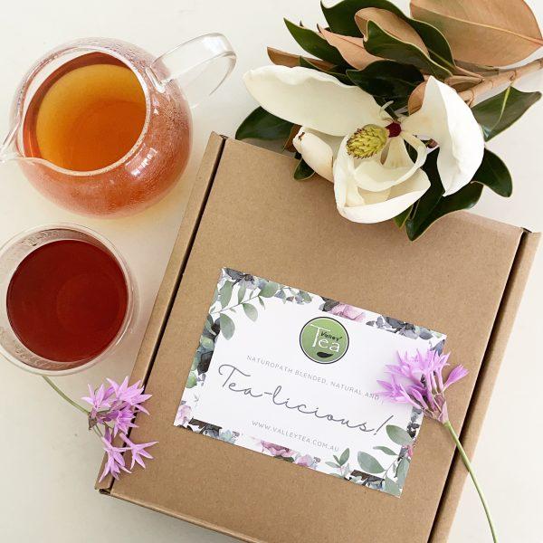 Valley Tea Tea Box